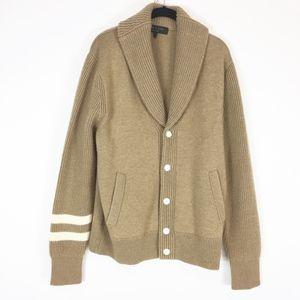 Rag & Bone Cardigan Sweater L Zachary Shawl
